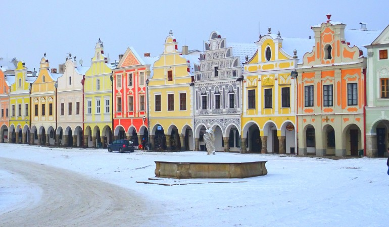 A Winter Trip to Central Europe: The Simply Stunning Moravia, Czech Republic (1/3)