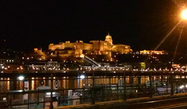 A Winter Trip to Central Europe: The Stunning Budapest (3/3)