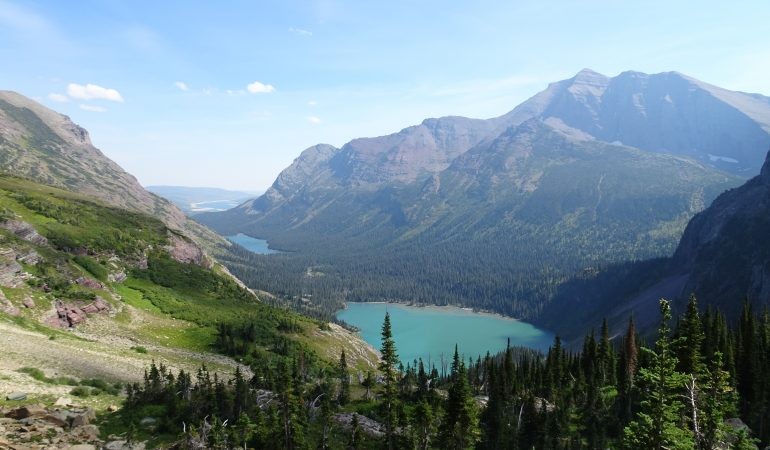 The Cherry on top of the Cake – Hiking in Glacier National Park